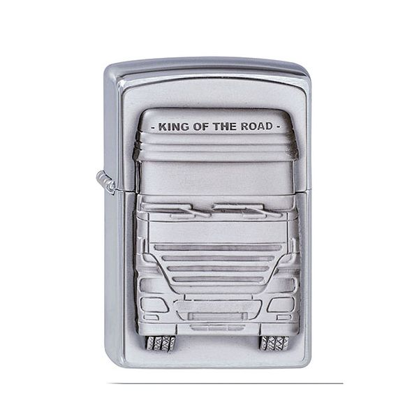 King of the road truckers Zippo