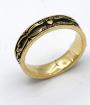 Momenti Mori Gold ring